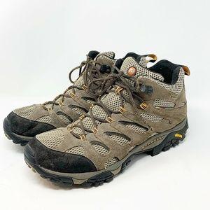 Merrell Moab Goretex GTX Hiking Boots Suede J86901